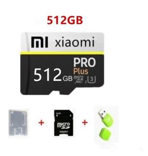 Cartão De Memória Micro Sd 512gb Xiaomi Pro Plus