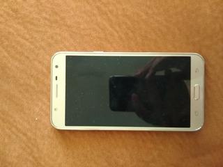 Samsung Galaxy J7 Sm-j701m Plata Estética 10 Envío Gratis