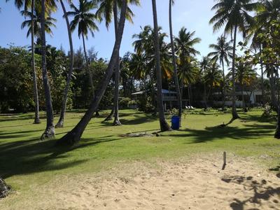 Solar Cerca D/l Playa En Res. El Portillo