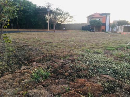 Imagem 1 de 3 de Terreno No Condomínio Villa Romana Ii , Com 445 M2 - Ilha De Esquina - Te00124 - 68166341