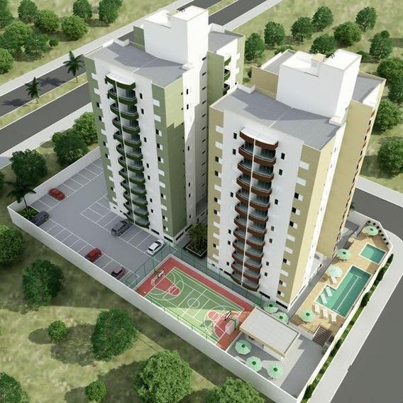 Apartamento Em Plano Diretor Sul, Palmas/to De 90m² 3 Quartos À Venda Por R$ 335.000,00 - Ap275831