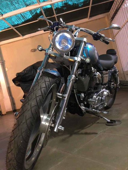 Harley-davidson Sporster Customizada