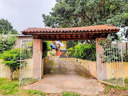Imagem 1 de 30 de Chácara Com 3 Quartos À Venda, 1000 M² Por R$ 550.000 - Chácaras Fernão Dias - Atibaia/sp - Ch0742