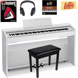 Casio Privia Px-860 Set Piano Digital Blanco