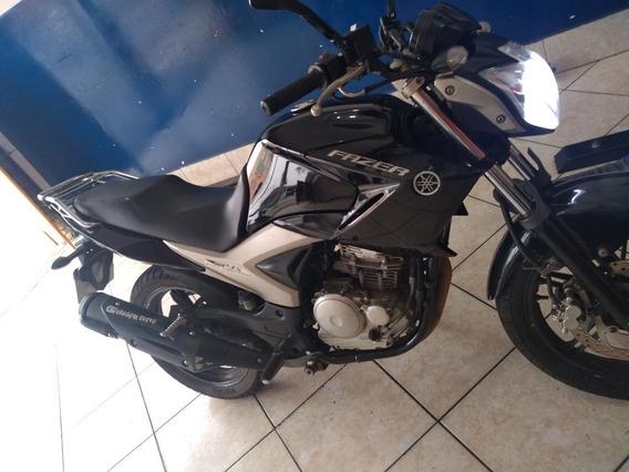 Yamaha Fazer Yamaha 2012