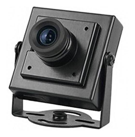 Camara Hecker Pinhole Tvi-cvi-ahd-cvbs 2.8mm