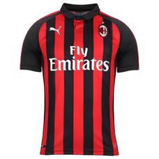 Camisa De Futebol Do Milan - Camisas de Futebol Vermelho no Mercado ... 4ad02534aa4a2