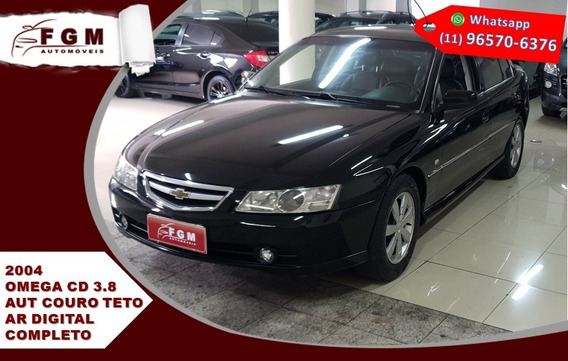 Chevrolet Omega 3.8 Cd V6 Gasolina Aut 2004