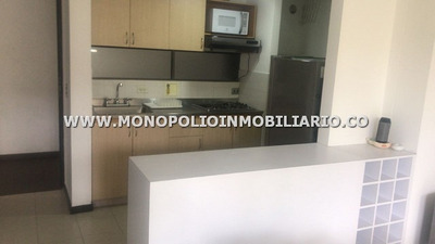 Apartamento Amoblado Alquiler - La Paz Envigado Cod: 11909