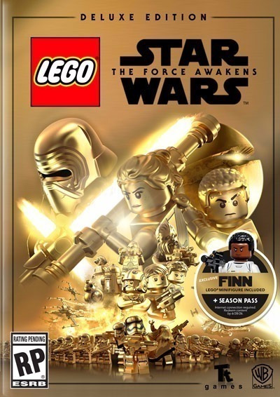 Lego Star Wars The Force Awakens Deluxe Edition Steam Pc Key