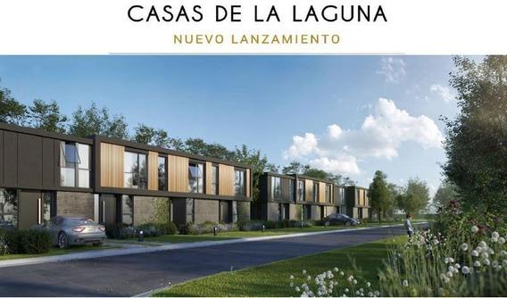 Lanzamiento Totalmente En Pesos - Casas De La Laguna-