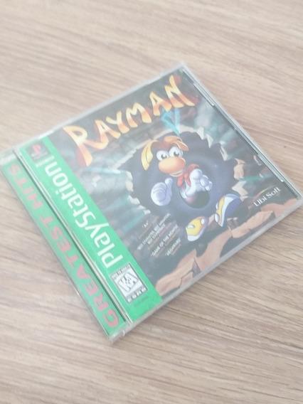 Rayman Original Greatest Hits Para Playstation Ps1