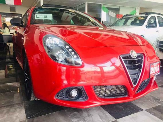 Alfa Romeo Giulietta 5p Quadrifoglio Verde Ta