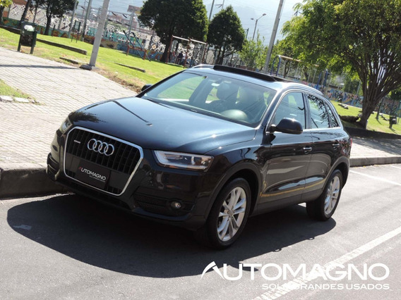 Audi Q3 Luxury 2.0t At