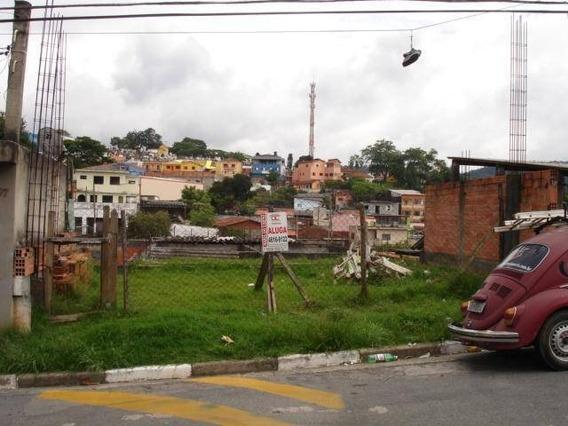 Terreno Residencial Para Locação, Vila Monte Serrat, Cotia. - Te0011