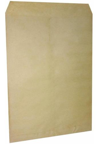 Paquete De Sobre De Manila Tamaño Carta Especial X 100 Unds.