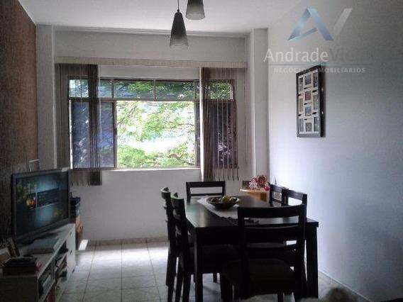 Apartamento Residencial À Venda, Centro, Campinas. - Ap0190
