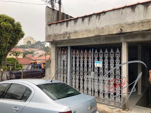 Imagem 1 de 8 de Casa Para Venda Na Vila Yara, Osasco. - Ca00545 - 69535122
