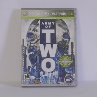 Army Of Two Original - Xbox 360