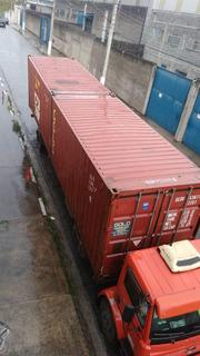 Container Marítimo 20 Pés Dry - Usado Ótimo Estado