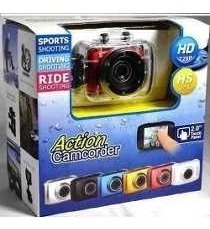 Action Camcorder (camera Para Sports)