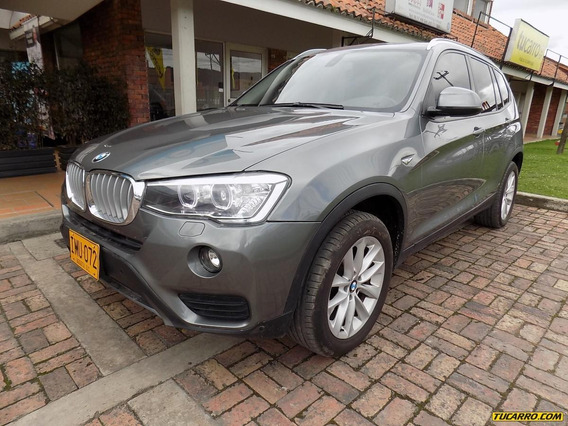 Bmw X3 Xdrive 2.0cc 4x4 At Aa