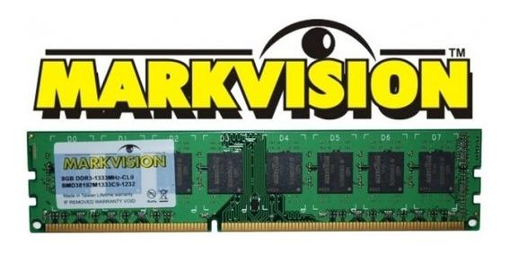 Memoria Ddr3 Markvision 8gb Ddr3 1600 Mhz Bulk Sin Blister