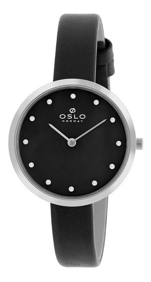 Relógio Oslo Feminino Preto Ofbscs9t0002-p1px