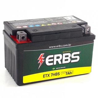 Bateria Erbs Burgman 125 Future 125 Ninja 250 2009/12