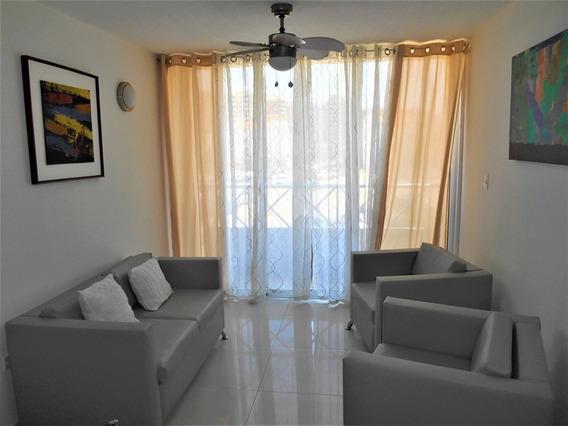Apartamento En Alquiler Complejo Turistico El Morro C.r Thai