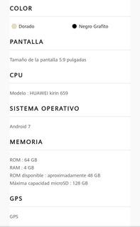 Huawei Mate 10 Lite Permuto