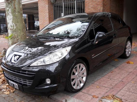 Peugeot 207 Gti 156 Cv 3ptas Impecable
