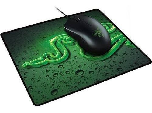 Combo Gamer Mouse Abyssus 2000dpi + Mousepad Goliathus Terra