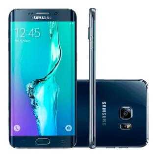 Smartphone Samsung G925i Galaxy S6 Edge 32gb 4g   Vitrine