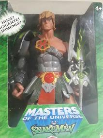 Boneco He-man Snakemen Novo Lacrado