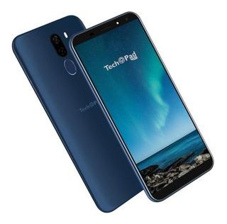 Tech Pad S6 Dual SIM 8 GB Azul 1 GB RAM