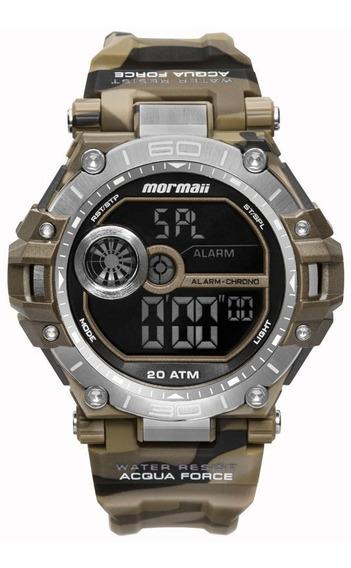 Relógio Mormaii Masculino Acqua Force Mo14073ab/8m Lançament