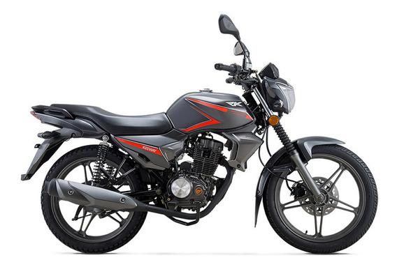 Keeway Rk 125 Motos Moto Nueva 0km 2020 + Obsequios Fama