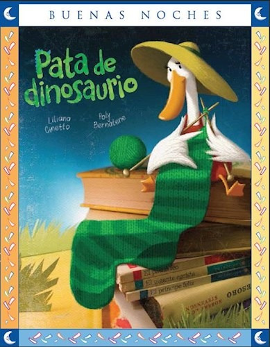 Pata De Dinosaurio - Liliana Cinetto