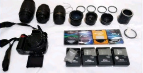 Kit Fotógrafo Nikon