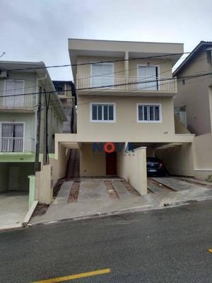 Casa Com 3 Dormitórios À Venda, 128 M² Por R$ 500.000 - Vila D