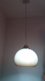 Luminaria De Teto Anos 50-60