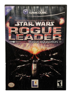 Star Wars Rouge Leader Gamecube