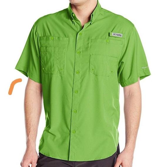 Remate Camisa Columbia Talla M
