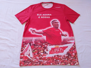 Camisa Do América Do Rio De Janeiro Romário