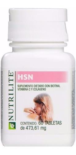 Hsn - Biotina, Colágeno Y Vit C (c - Unidad a $633