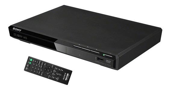 Dvd Player Sony Dvp Sr370 - ( Leia A Descrição )