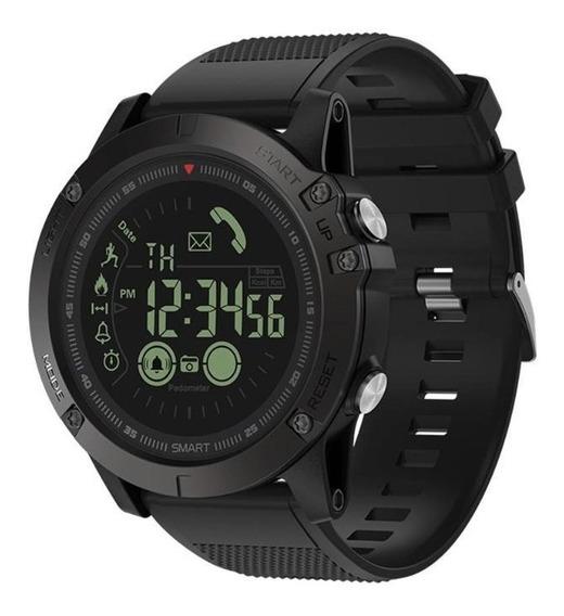 Relógio Militar Inteligente -