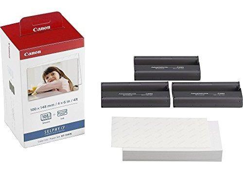 Canon Selphy Cp1300 Compact Photo Printer Negro