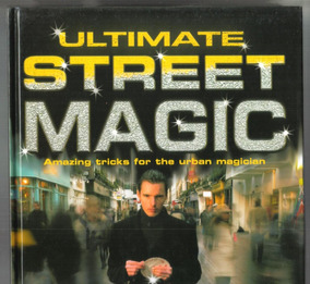 Livro Ultimate Street Magic - Gary Sumpter Truques / Mágica
